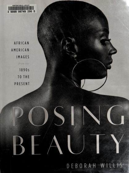 Posing beauty by Deborah Willis